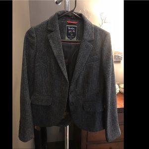 Boden British Tweed by Moon Blazer. New! Size US 2